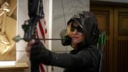 Green Arrow (Mia Queen)
