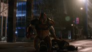 Solovar and Grodd fight in Central City (7)