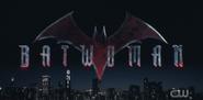 Title card da 2ª Temporada de Batwoman