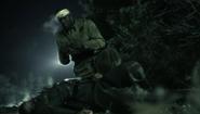 Tyson burying an enemy
