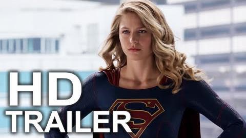 SUPERGIRL Season 3 Trailer Comic Con (2017) Superhero HD