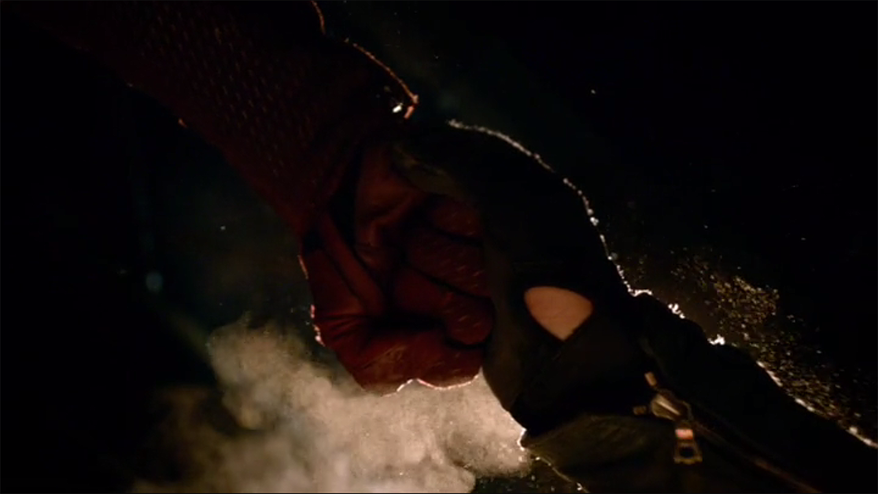 Flash vs. Arqueiro