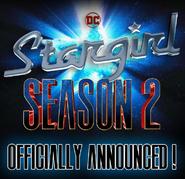 Stargirl - Season 2 Announced