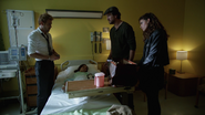 Team Constantine meet Renee Chandler in hospital (1)