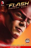 The Flash Season Zero chapter 2 digital cover