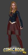 Supergirl DC Universe Online skin