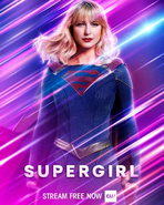 Supergirl Season 6 Supergirl Promotional Image