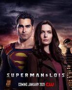 Superman & Lois Season 1 Poster