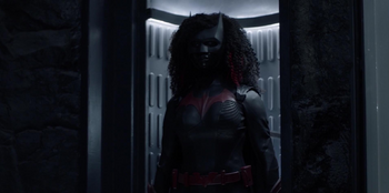 Batwoman suit (Ryan)