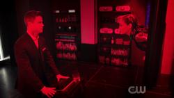 Eva infiltrates Joseph's panic room.png