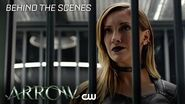 Arrow Black Siren's Back The CW