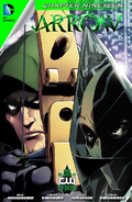 Arrow chapter 19 digital cover