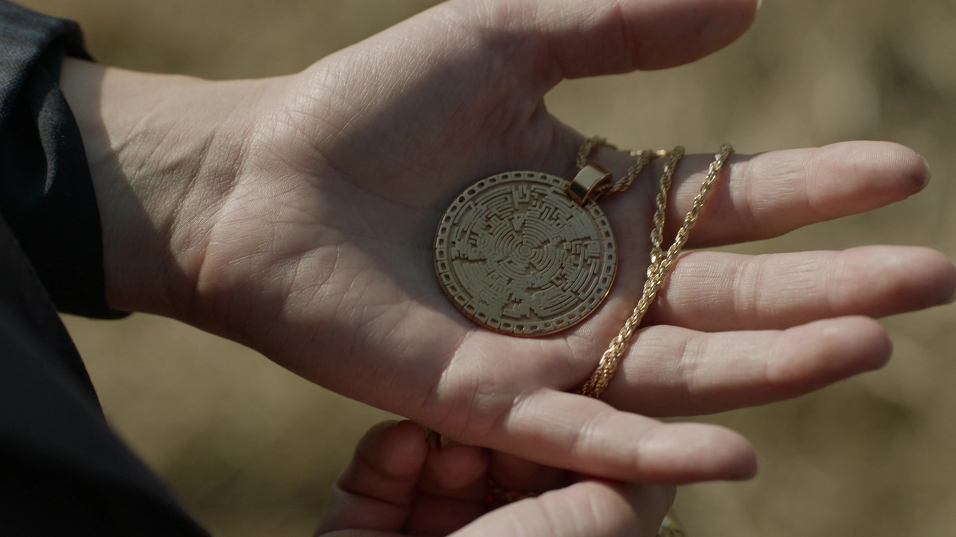 Medallion of Acrata (Earth-38)