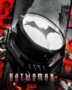 Bat-Signal DC FanDome poster