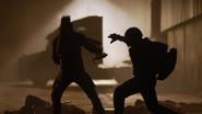 Dark Arrow zabija Strażnika (4)
