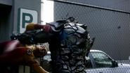 Savitar attacks Wally West