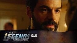 DC's Legends of Tomorrow Tuna Surprise Interview The CW