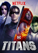 Titans - Netflix Poster 2