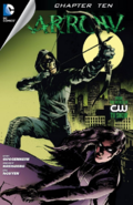 Arrow chapter 10 digital cover