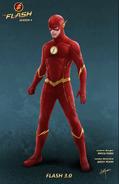 Flash 3.0 concept art