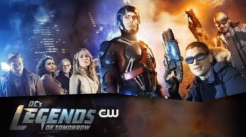 DC's Legends of Tomorrow First Look The CW