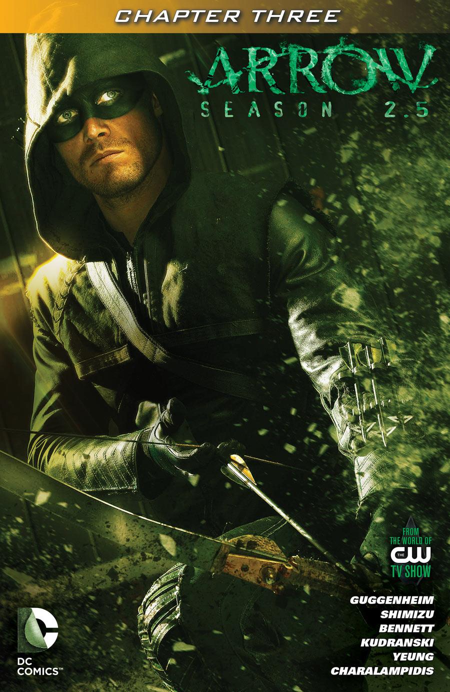 Arrow Season 2.5 chapter 3 digital cover.png