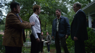 Thad Bowman and John Constantine fight (4)