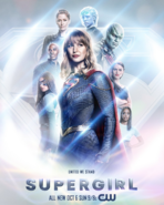 Supergirl season 5 poster - United We Stand