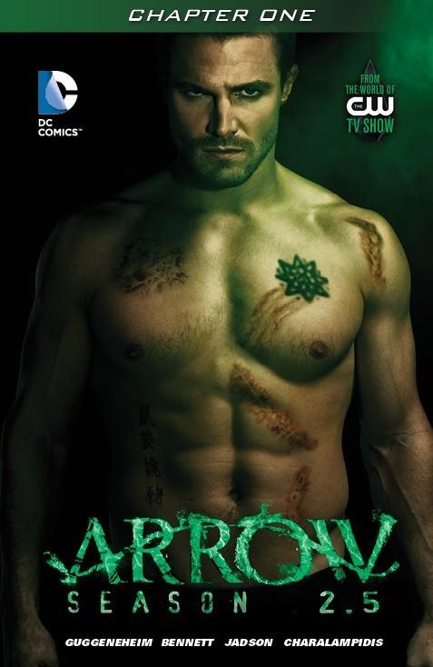 Arrow Season 2.5 chapter 1 digital cover.png