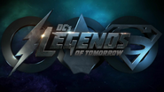 Legends of Tomorrow (Invasion!) title card