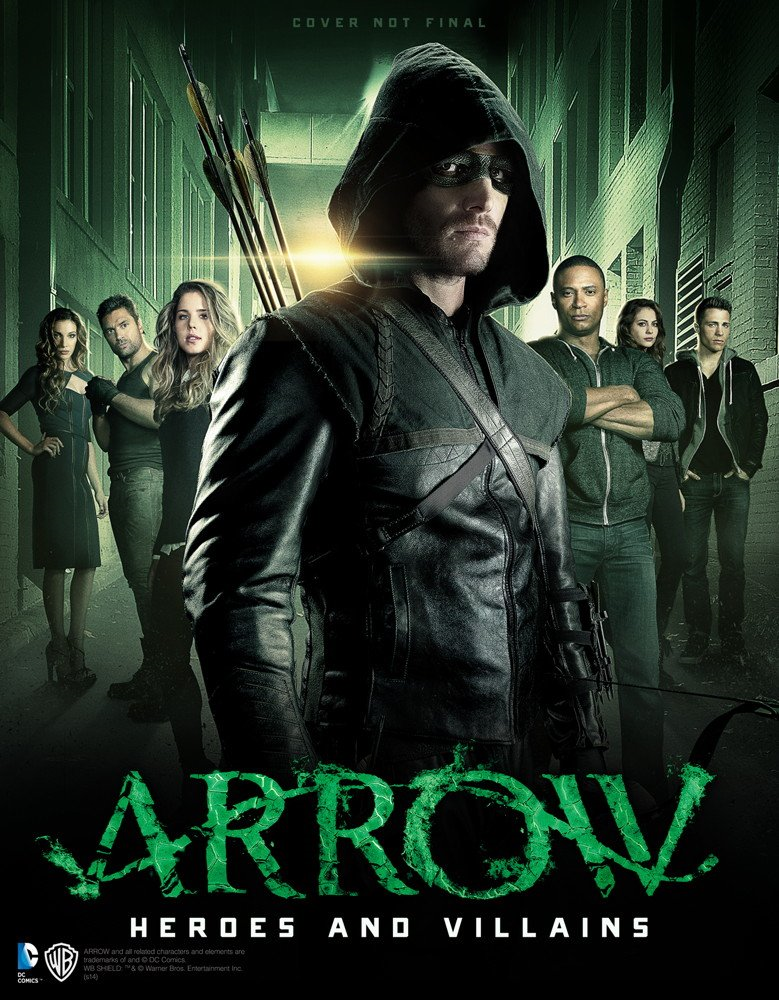Arrow - Heroes and Villains