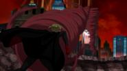 Freedom Fighters próbują uratować Red Tornado (5)