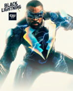 Jefferson Pierce as Black Lightning promotional image 2
