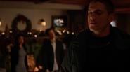 Leonard Snart, Barry Allen and Iris West talk in they loft (5)