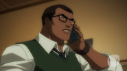 Macalester and Kuasa Talk in Phone