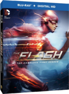 The Flash - The Complete First Season region A cover