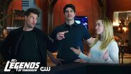 DC's Legends of Tomorrow Official Season 3 Trailer The CW