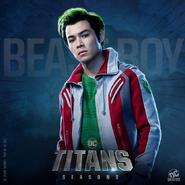 Titans - Beast Boy Poster - Season 2