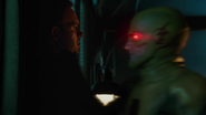 Reverse-Flash kill Hourman (1)