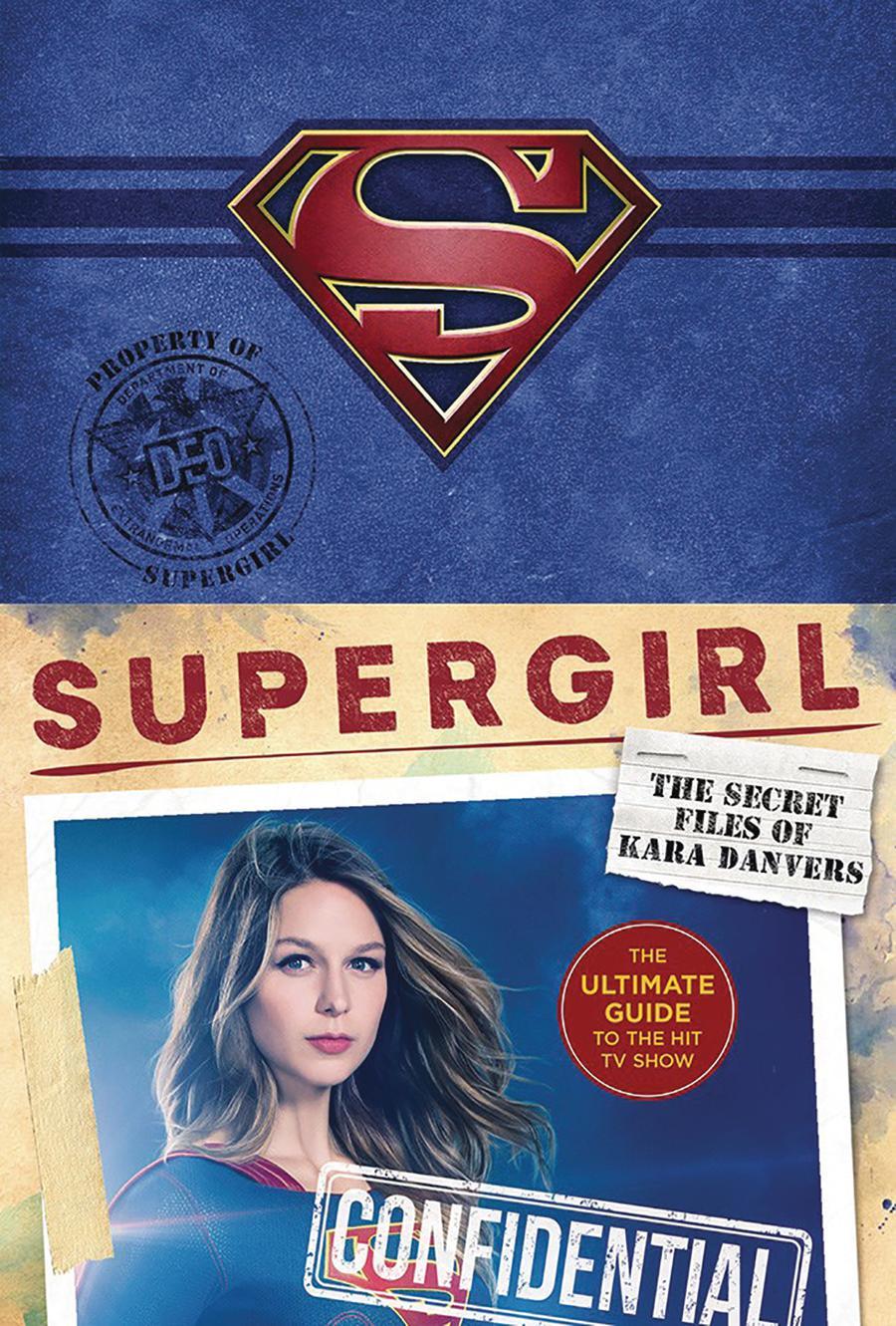 Supergirl: The Secret Files of Kara Danvers