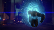 Grodd fight The Flash and go to Earth-2 (14)
