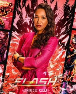 Iris West promotional image (Season 7).png