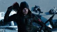 Zielona Strzała morduje Dark Arrowa (3)