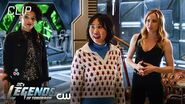 DC's Legends of Tomorrow Hey, World! Scene The CW