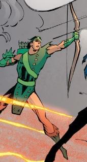 Green Arrow suit (Earth-D)