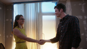 Supergirl and Flash team up (3)