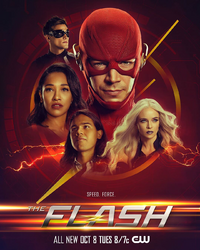The Flash season 6 poster - Speed. Force..png