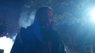 Vandal Savage kills Rip Hunter familly (1)