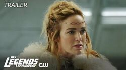 DC's Legends of Tomorrow Beebo The God Of War Trailer The CW
