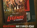 Temporada 6 (DC's Legends of Tomorrow)